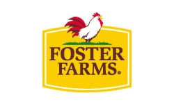 Foster Farms food distributor Virginia & North Carolina