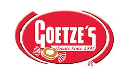 Goetze's Candy distributor Virginia North Carolina