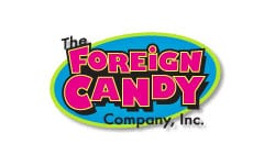 Foreign Candy Distribution Virginia & North Carolina